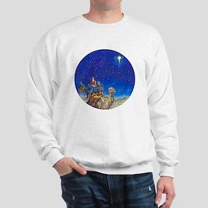 NU Magi Ornament [Circle Aug] - Right Sweatshirt